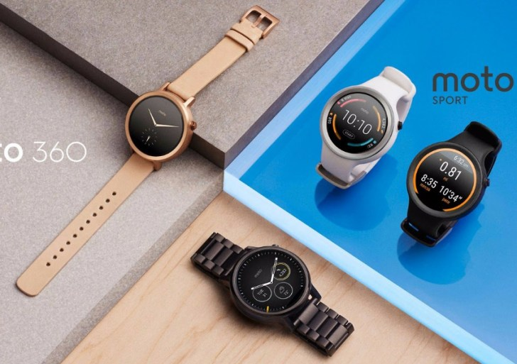 Differences between Moto 360 and Moto 360 Sport exlplained