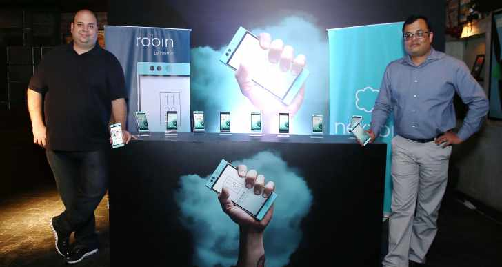 Nextbit Robin, the cloud-first Smartphone officially launched in India at Rs 19,999