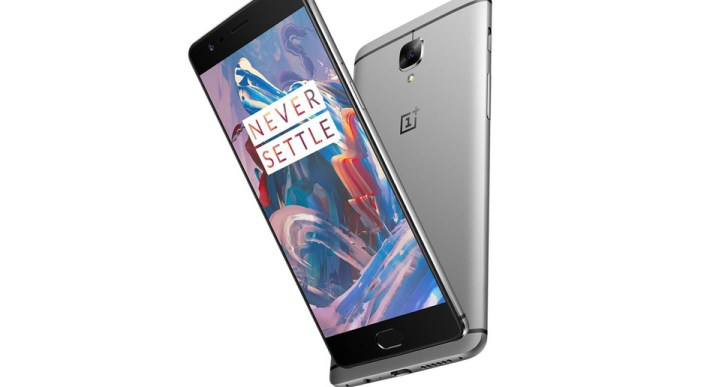 OnePlus 3 launched ; 6GB RAM, Snapdragon 820 and priced at Rs 27,999 in India
