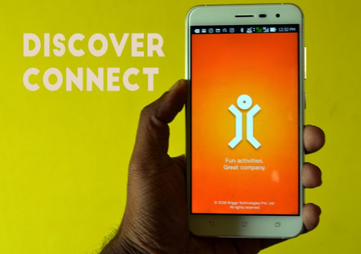 Discover like minded people with Brigge App to social networking on your favourite activities