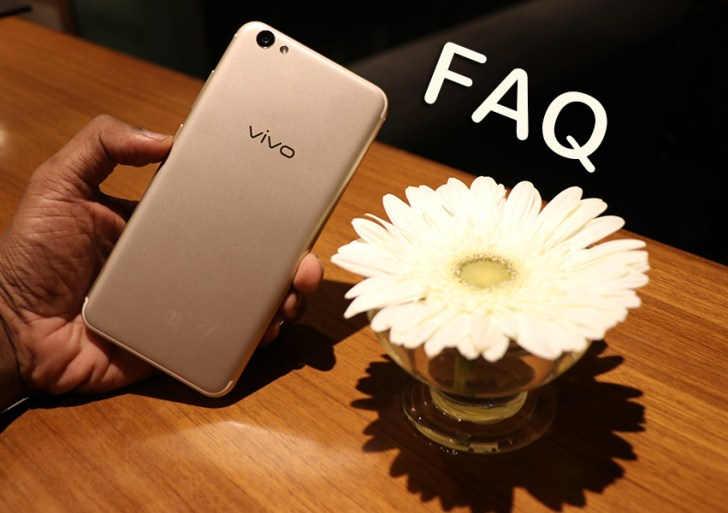 VIVO V5S FAQ – Everything You Need To Know – Answers