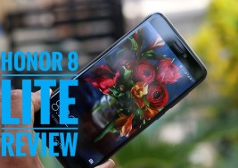 Honor 8 Lite Review : Lite on name, Strong on Desire