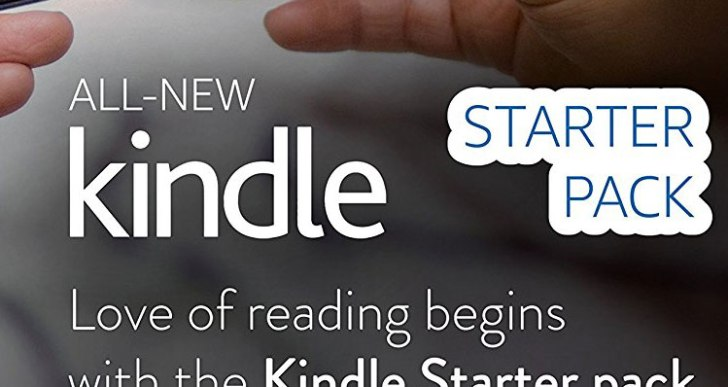 Amazon sweetens the Kindle with Kindle Starter Packs, In case you are planning to buy now!