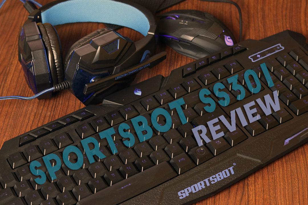 d6ec841e931 SoundBot SportsBot SS301 Gaming Combo Review – Starter kit for Gamers