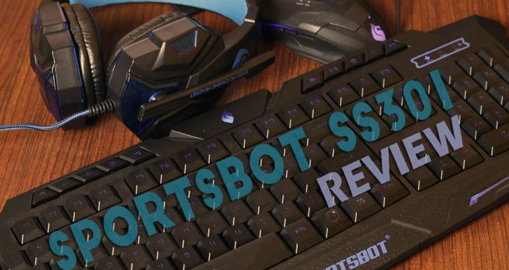SoundBot SportsBot SS301 Gaming Combo Review – Starter kit for Gamers