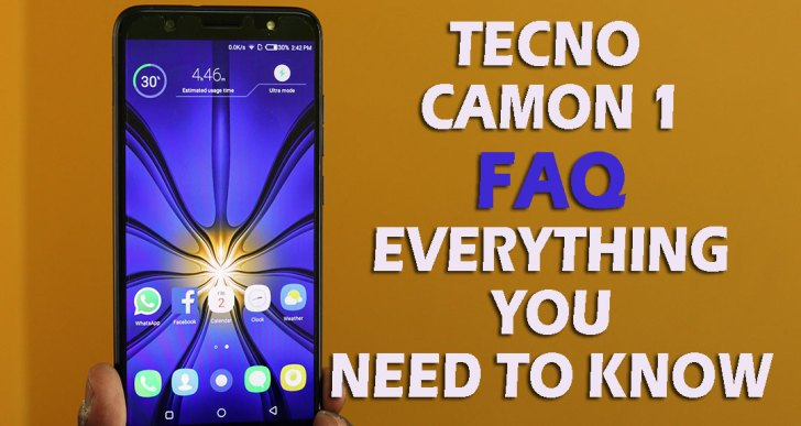 Tecno Camon i FAQ : Everything You Need To Know | Answers to Frequently Asked Questions