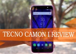 Tecno Camon i Review – A Champ at Budget Price for offline markets