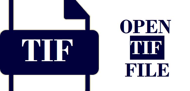 Open TIF File
