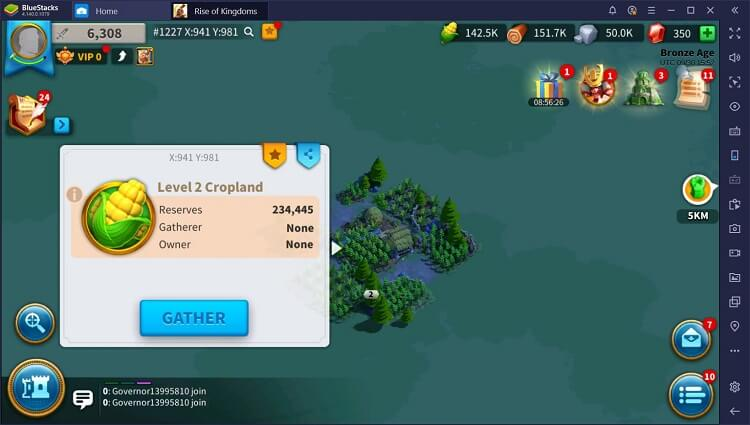 Rise of Kingdoms for PC with BlueStacks Macros_7
