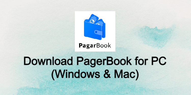PagerBook for PC