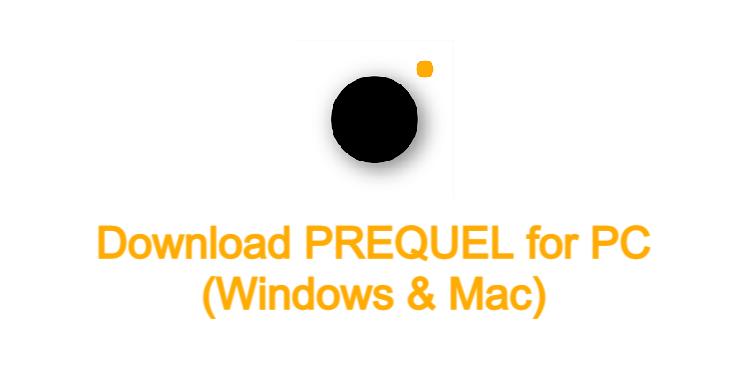 PREQUEL for PC