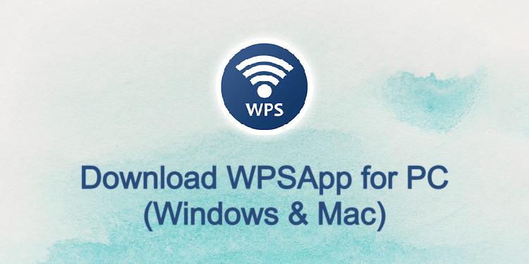 WPSApp for PC