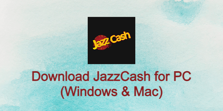 JazzCash for PC