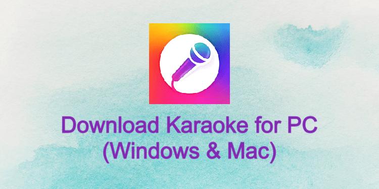 Karaoke for PC