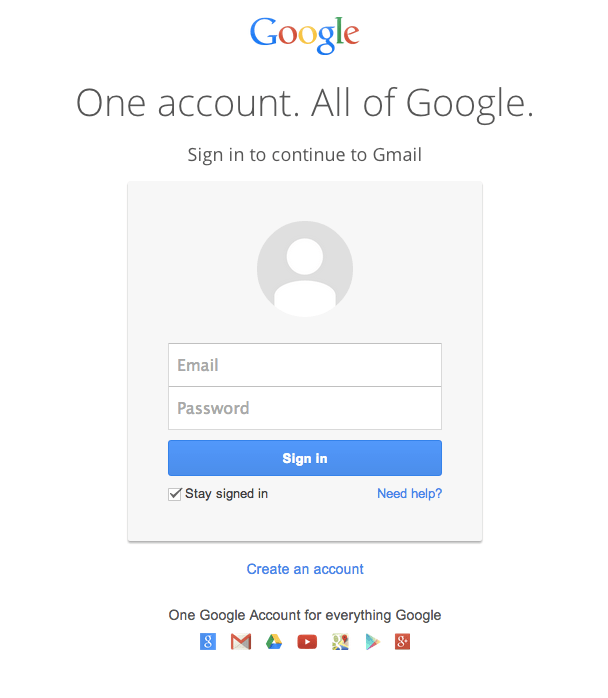 Gmail In