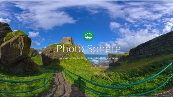 Photo Sphere Camera iOS
