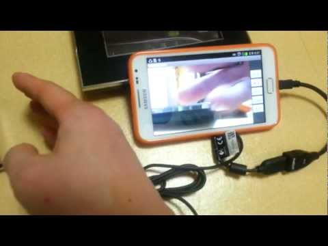 Android Webcam