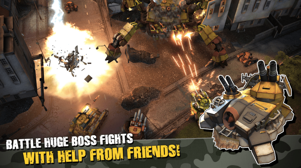 Base Busters APK 3