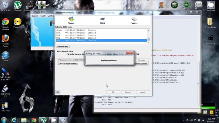 PS2 Emulator for PC Free Download (Windows 7 / 8 / 8 1)