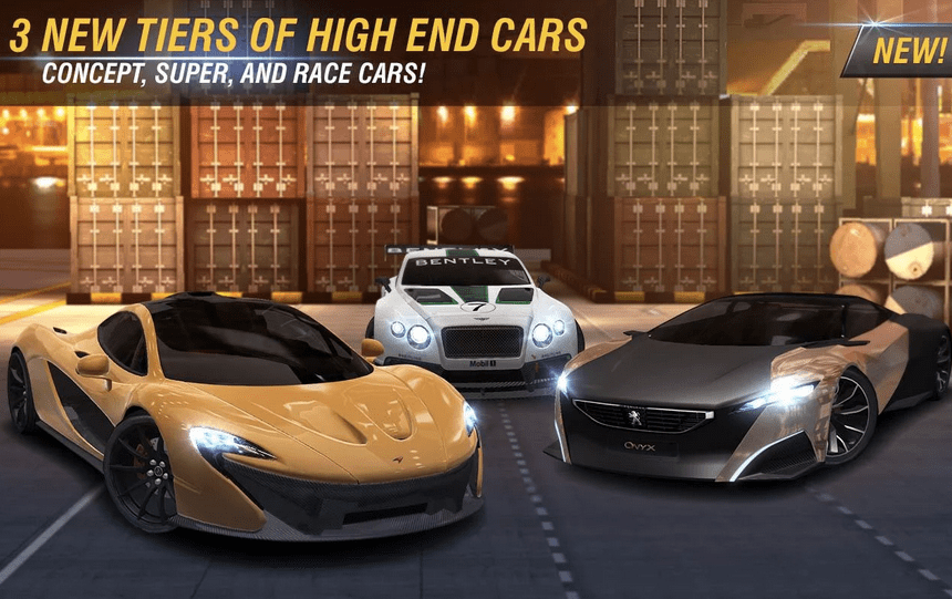 Racing Rivals APK 2