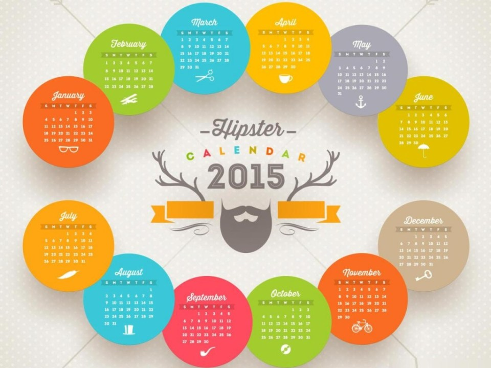 Best 2015 Calendar HD Wallpapers 13