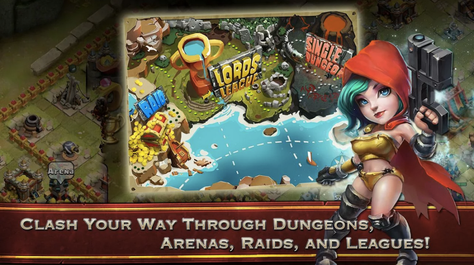 Clash of Lords 2 APK 2