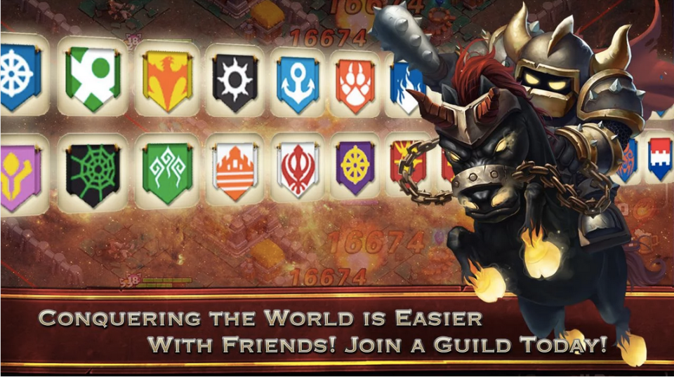 Clash of Lords 2 APK 3