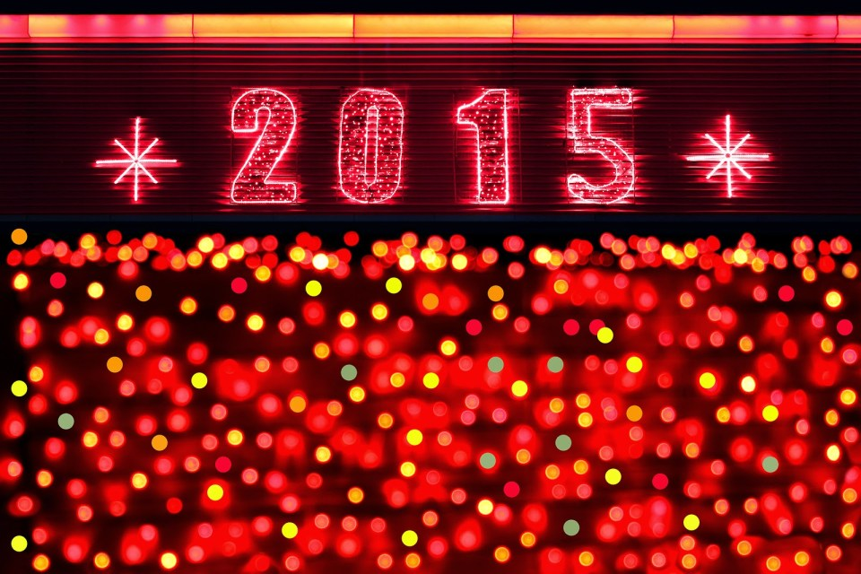 Happy New Year 2015 HD Wallpapers Download 2