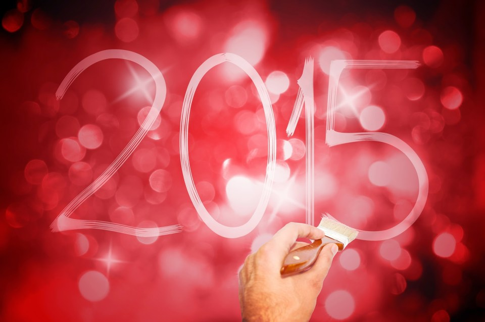 Happy New Year 2015 HD Wallpapers Download 8