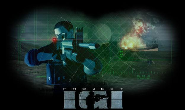 Project IGI COver
