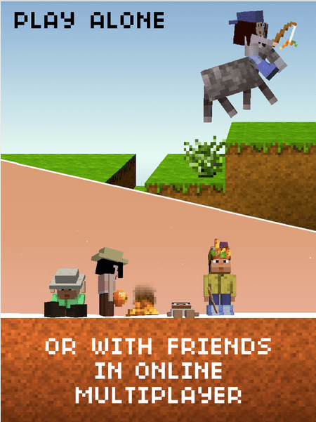 The Blockheads APK 3