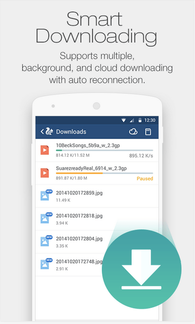 UC Browser Mini APK 5