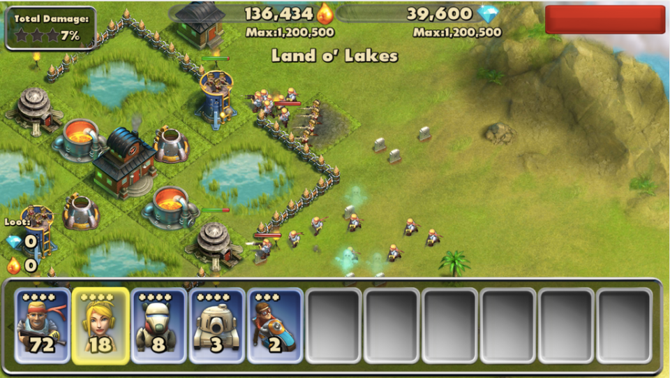 Battle Beach APK 2