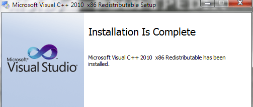 Microsoft-Visual-C-Redistributable-Package