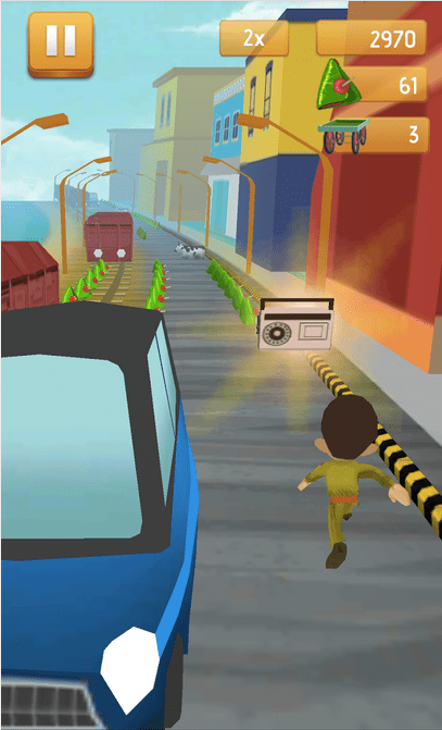 PK The Game APK 3