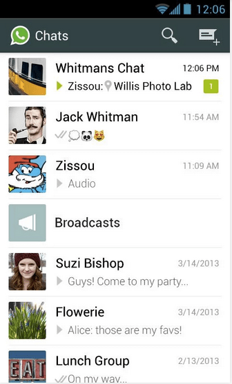 WhatsApp 2.11.491 APK 2