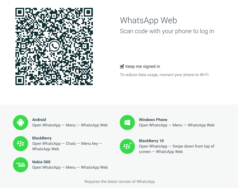 How to Use WhatsApp Web on PC or Laptop (Official WhatsApp Web App Login)