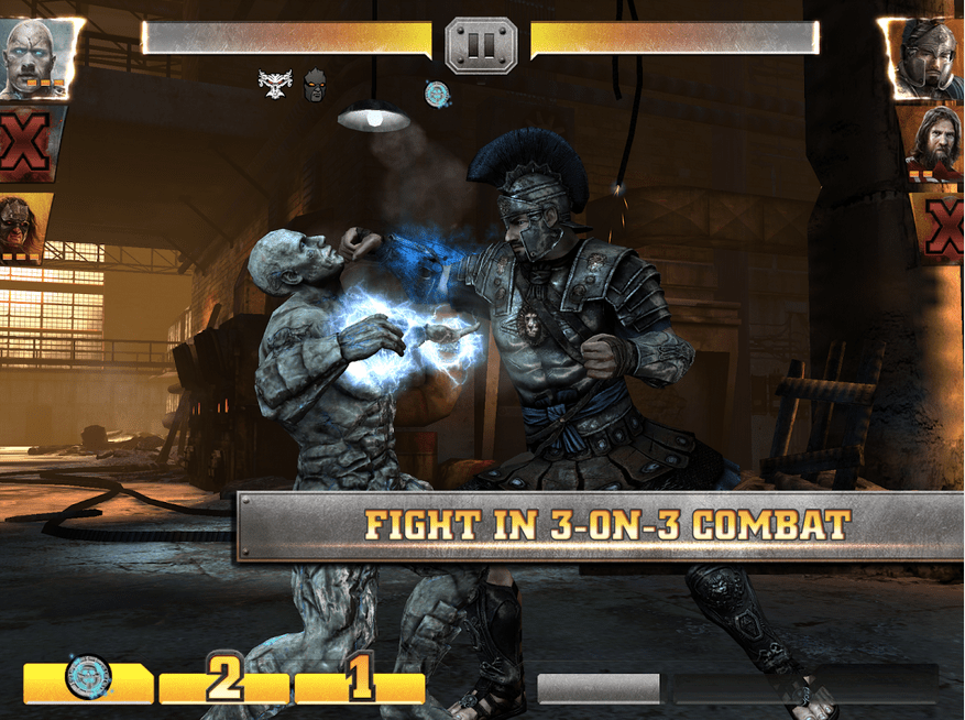 WWE Immortals APK 4