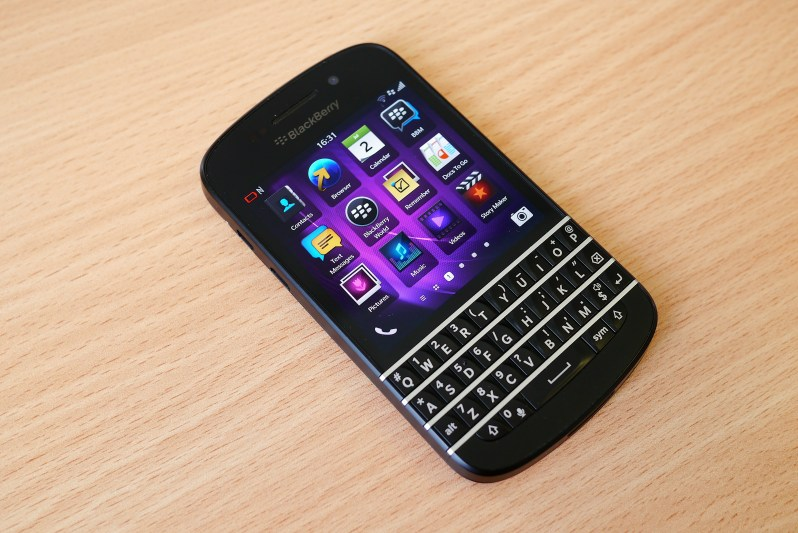BlackBlackberryberry