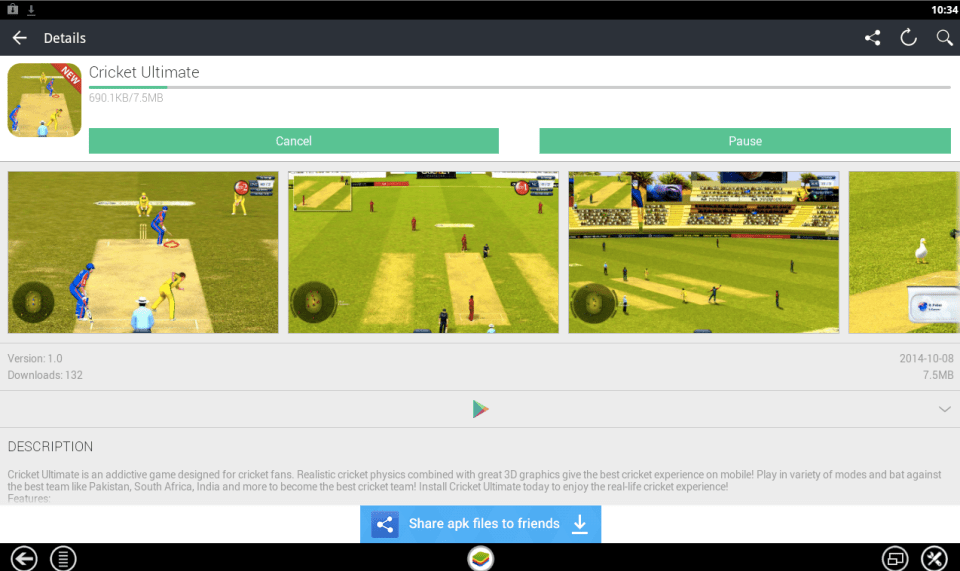 Cricket Ultimate for PC 4