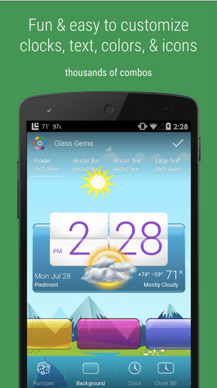 HD Widgets APK 3