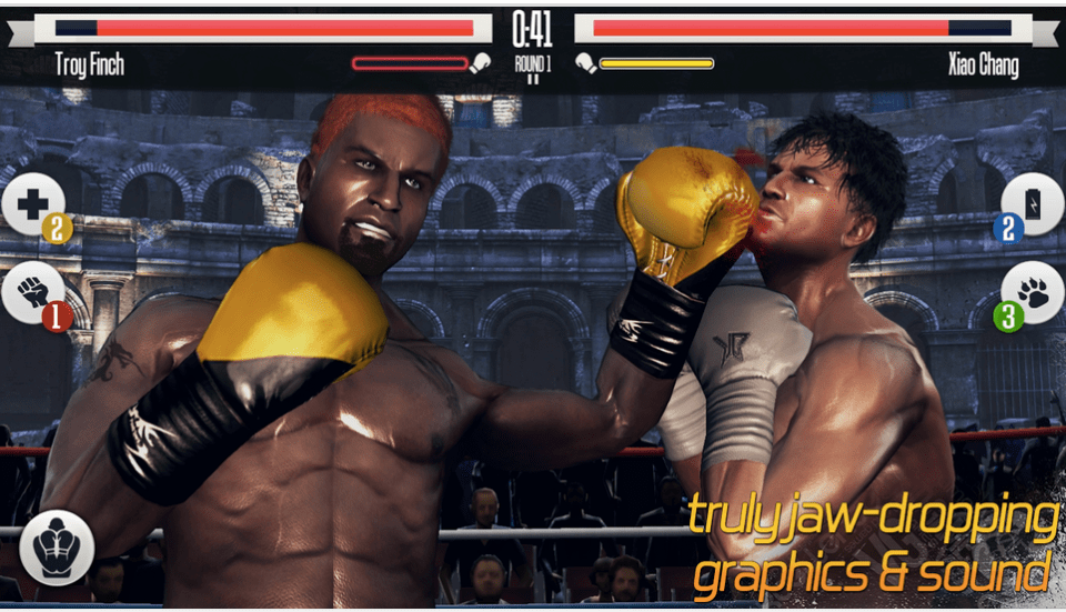 Real Boxing APK 3