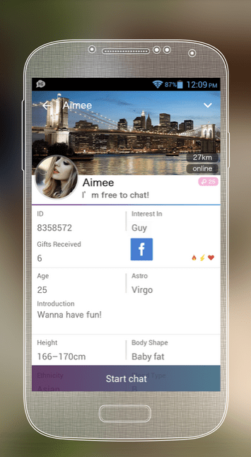 SayHi Chat APK 4
