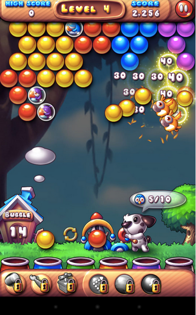 Bubble Bird Rescue APK 4