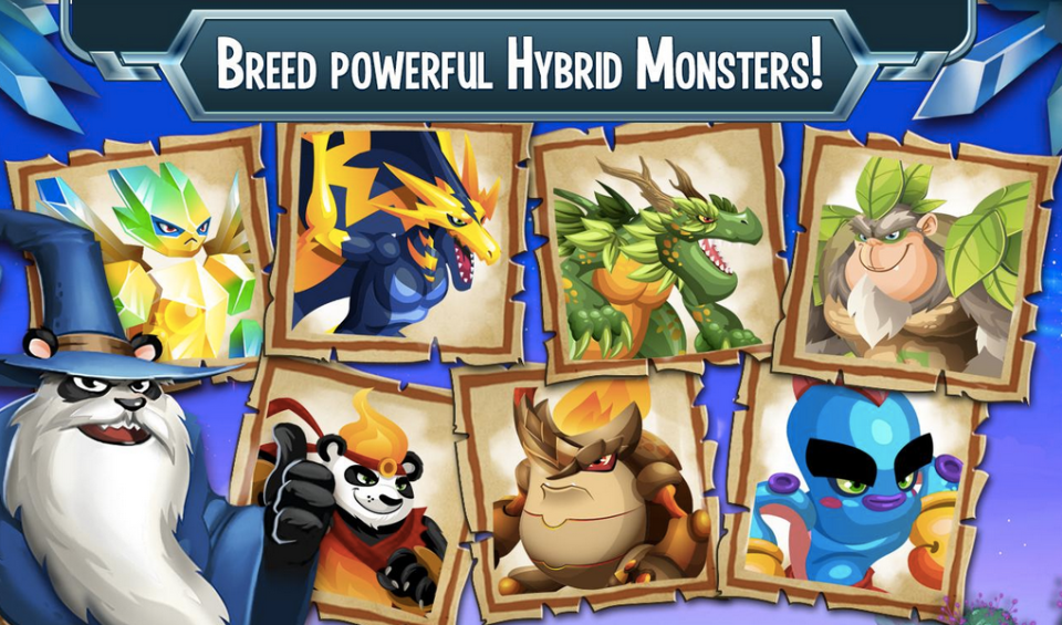 Monster Legends APK 4