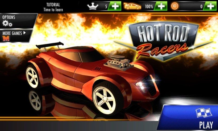 Hot Rod Racers Hack / Mod APK Download for Android
