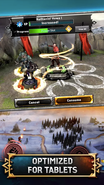 Heroes of Dragon Age APK 4