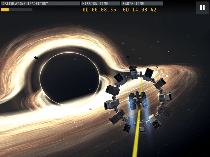 Interstellar Android Game APK 2
