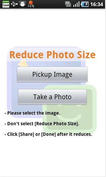 Reduce Photo Size APK 2