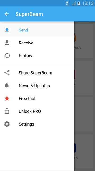 SuperBeam APK 2